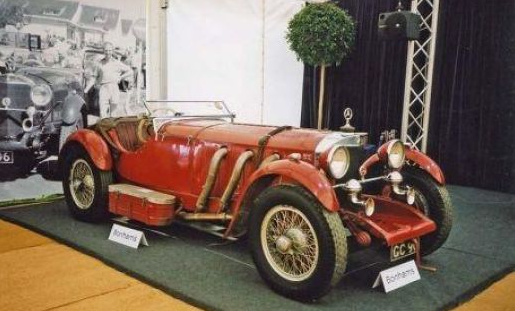 Mercedes-Benz 38/250 SSK